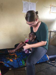 Kids Chiropractic treatment